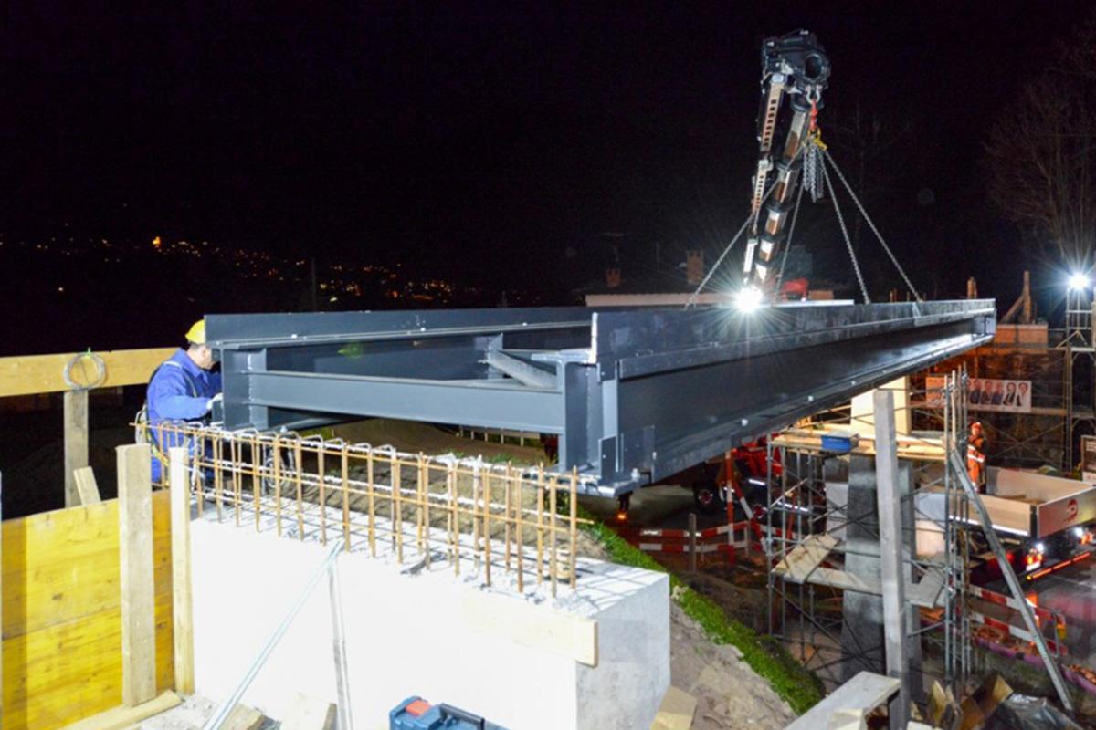 PIRAZZI & BIGNOTTI TRASPORTI SA - Ponte Capriasca