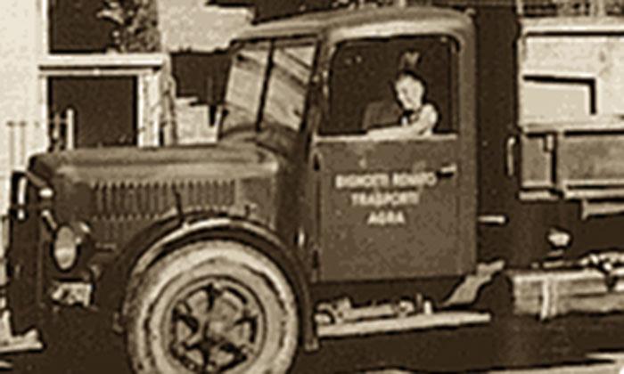 PIRAZZI & BIGNOTTI TRASPORTI SA - La nostra storia