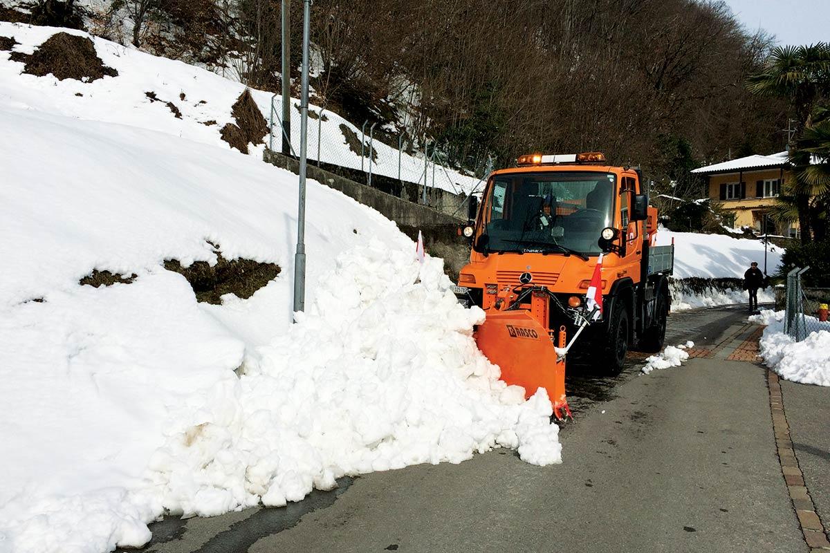 PIRAZZI & BIGNOTTI TRASPORTI SA - Servizi invernali